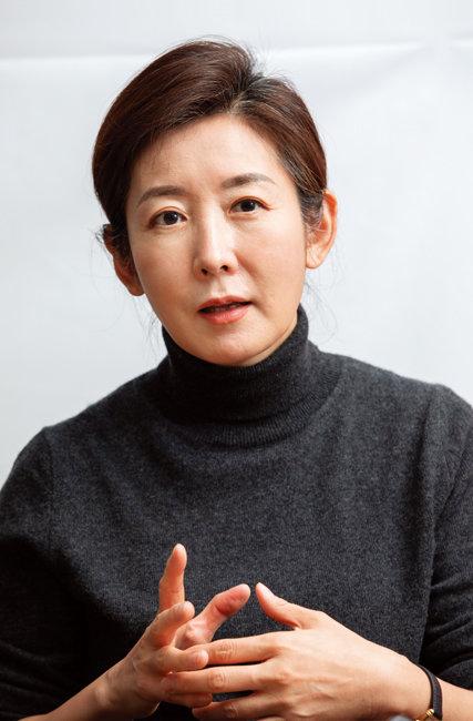 국민의힘 나경원 전 의원. [조영철 기자]