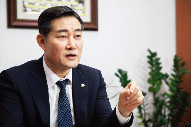 국민의힘 신원식 의원. [조영철 기자]