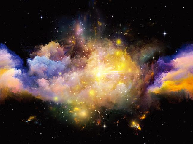우주 대폭발 이후 우주에는 수소가 생겨났다. 태양의 92%는 수소로 이뤄져 있다. [GETTYIMAGES]