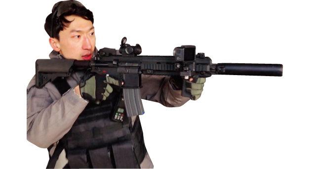 채널A '강철부대' 출연자 김민수. [사진 제공 · 채널A]