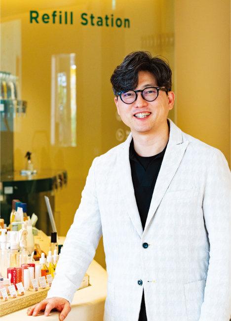 김영균 아로마티카 대표. [홍태식]