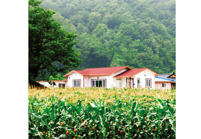 같은 '시골' 주택이라도 위치와 규모에 따라 세금이 달라진다. [GETTYIMAGES]