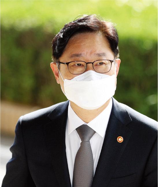 박범계 법무부 장관. [동아DB]