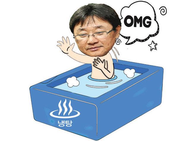 신동원 농심 부회장.