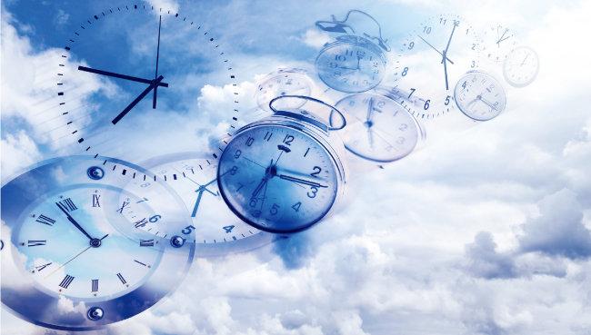 시간의 개념을 정의하기란 쉬운 일이 아니다. [GETTYIMAGES]
