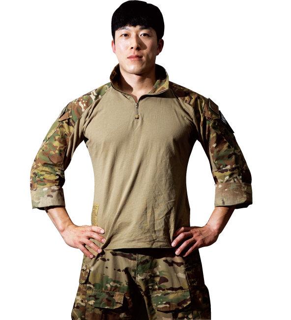 '강철부대' UDT팀 김범석 팀장. [지호영 기자]