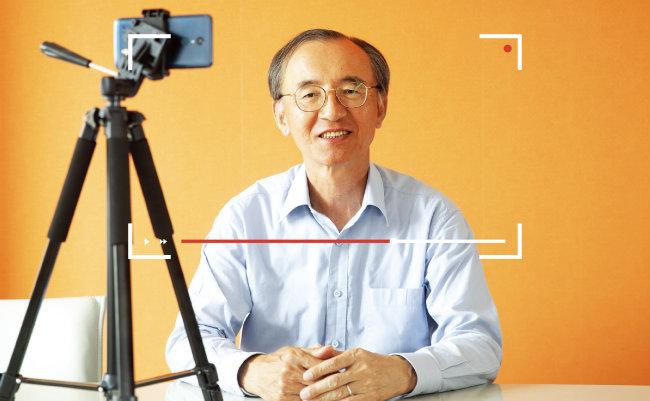 박일환 전 대법관. [지호영 기자]