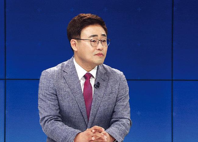 장성철 공감과 논쟁 정책센터 소장.[사진 제공 · SBS]
