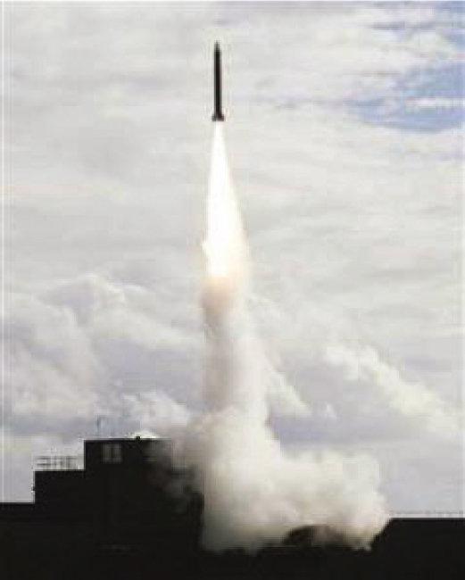 대만 국가중산과학연구원 (NCSIST)이 개발한 윈펑(雲峰) 순항미사일. [뉴시스]