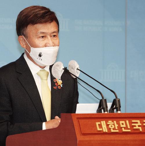 김원웅 광복회 회장. [동아DB]