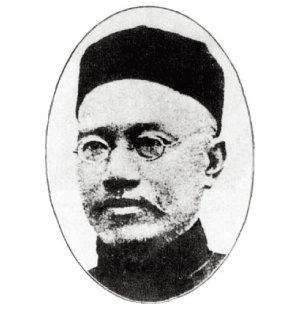 중국에 사회진화론을 소개한 옌푸(嚴復). [위키피디아]