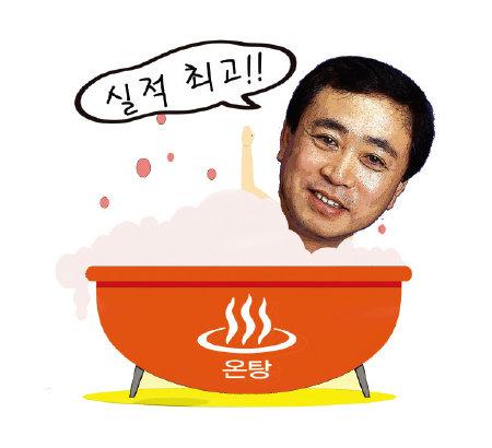 안병덕 코오롱그룹 부회장.