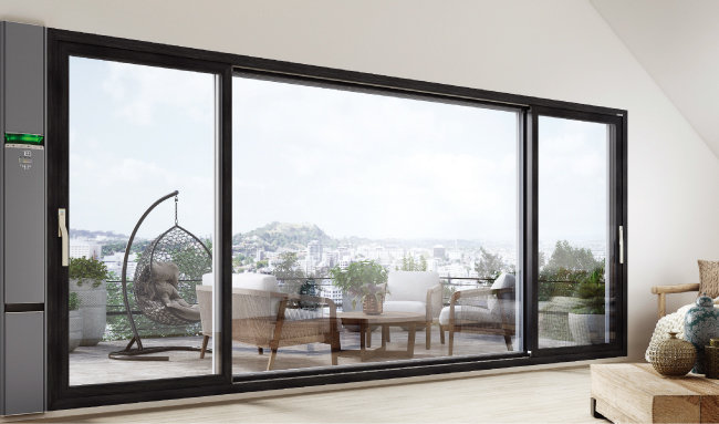 주택 리모델링 시장이 커지면서 창호, 단열재 등 단열 건자재 수요가 증가하고 있다. [LX하우시스]