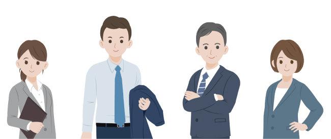 나이도 직급도 다른 직장인 4인의 재무 상태를 전문가로부터 점검받았다. [GETTYIMAGES]
