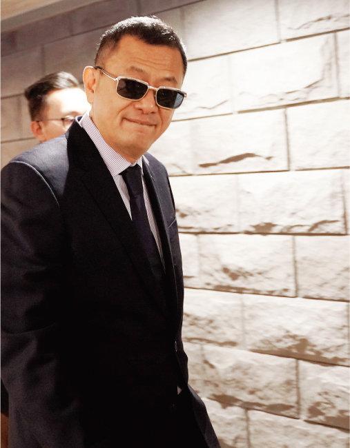 1990년대 홍콩 영화 뉴웨이브 시대를 이끈 왕자웨이 감독. [GETTYIMAGES]