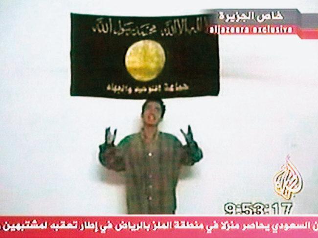 2004년 6월 이라크에서 김선일 씨 참수 사건이 일어났다. ['알자지라' TV 방송화면 캡처]