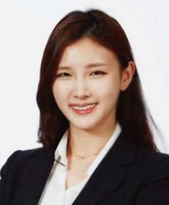 최태원 SK 회장의 장녀 최윤정 씨.