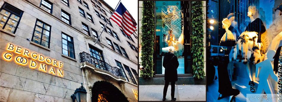 버그도프 굿맨 백화점의 윈도 드레싱은 판매를 위한 차원을 넘어 풍부한 스토리를 담고 있는 문화적 유산에 가깝다.