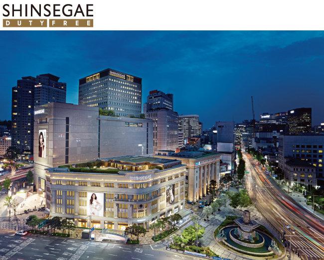 한국의 대표 쇼핑 랜드마크로 우뚝 서다