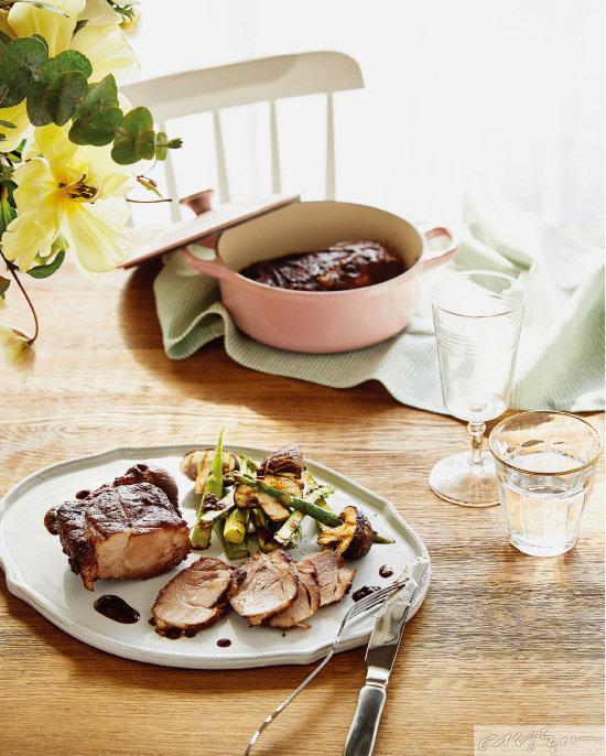 슬기로운 봄 식탁 생활