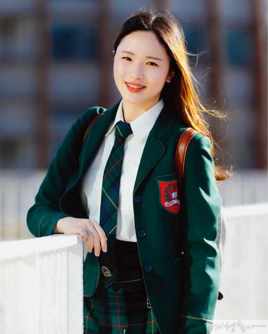 브랭섬홀 아시아 12학년 최윤성 학생.