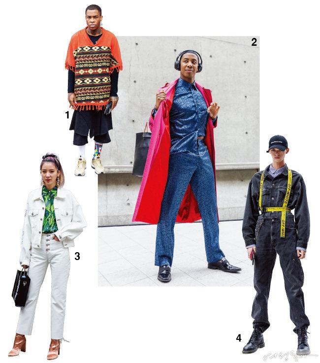 패션에디터가 아주 칭찬한 스타일 10.