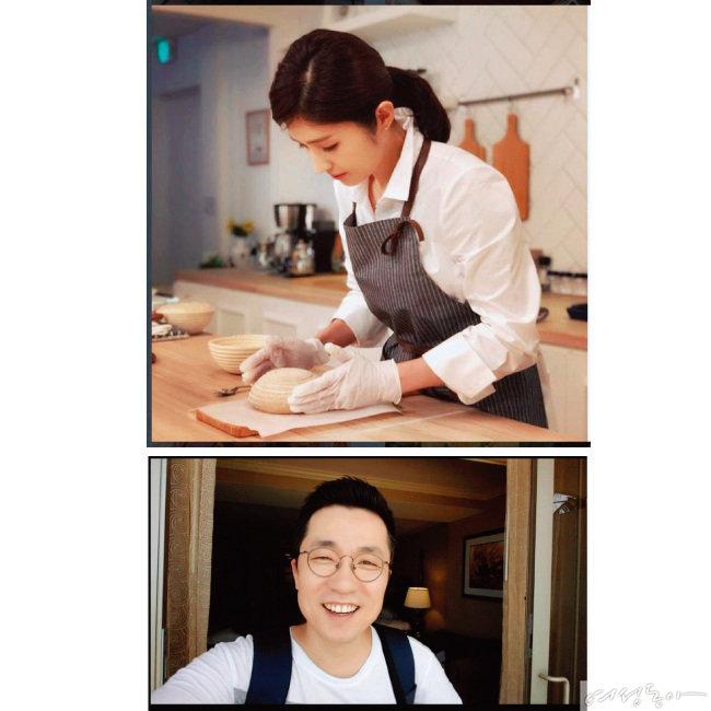 빵 굽는 김경란이 직접 이야기한 이혼 후  요즘