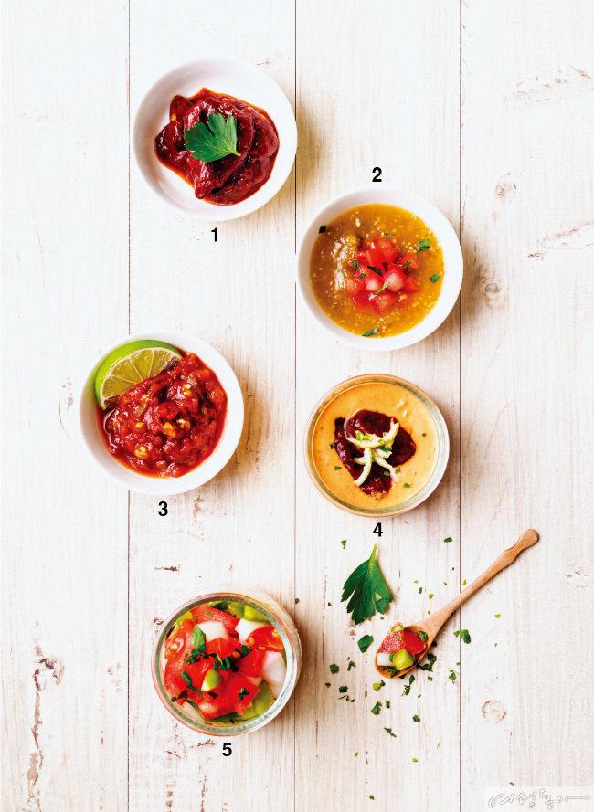남미의 맛, 태양의 레시피