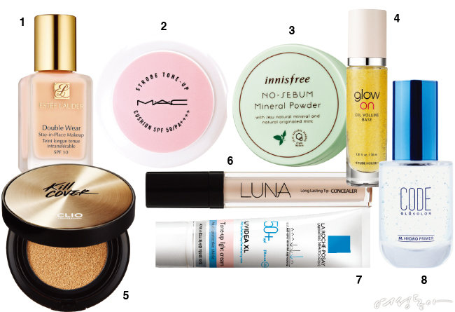 2018 POWDER ROOM BEAUTY AWARD