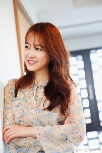 국민 여동생 박보영의 성장기