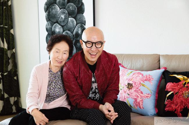 엄마, 인터뷰해요 홍석천