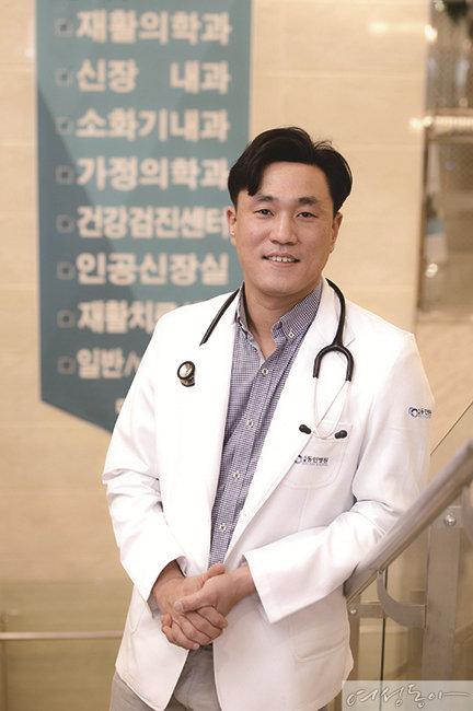 김형석 서울동인병원 대표원장.