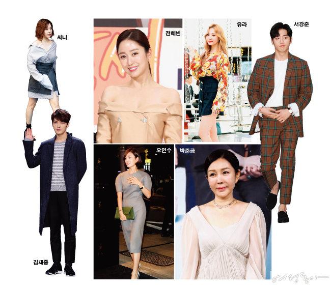 연예인들의 'SKY캐슬' 성수동 트리마제