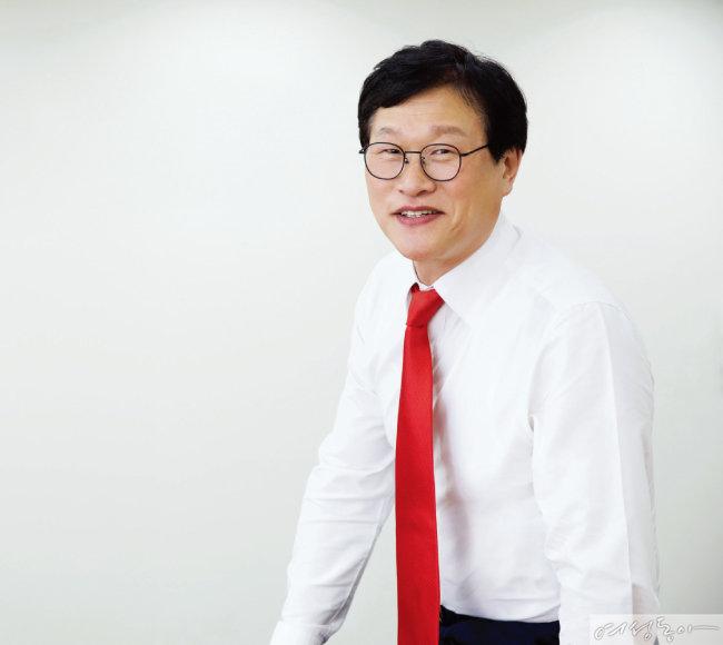'행복 수성' 이끄는 김대권 대구 수성구청장