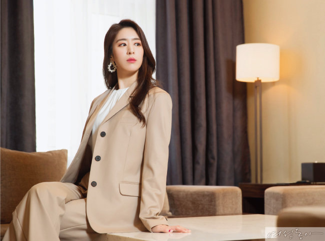 [여성동아 단독] 6월 주진모와 결혼, 뷰티 닥터 민혜연 인터뷰