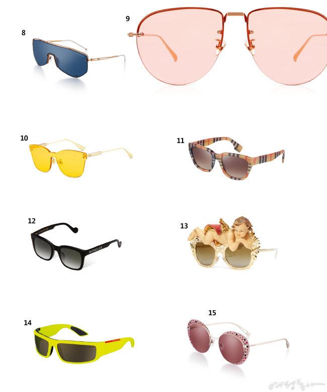 패피들이 선택한 올해의 선글라스