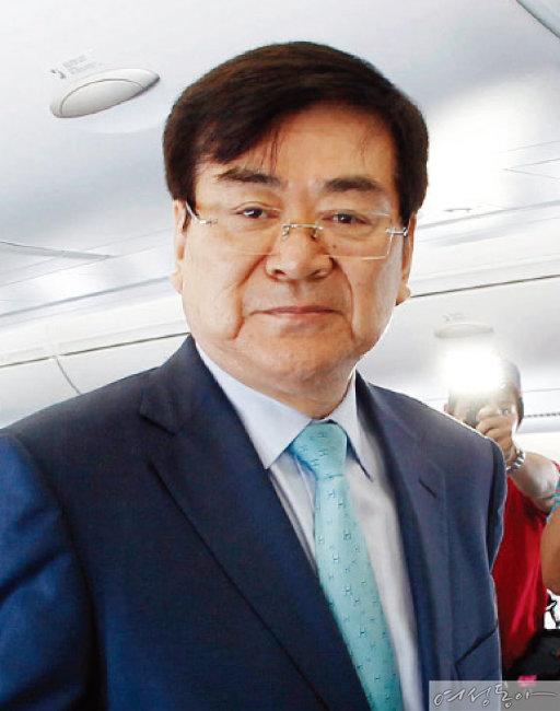 김재철 · 조양호 '50년 동갑 기업' 총수의 작별
