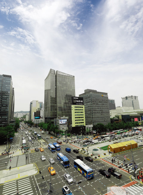 서울 한양도성 배출가스 5등급 차량 OUT!