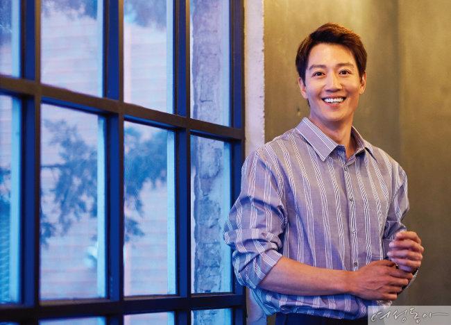 영화를 사랑하는 도시어부 김래원