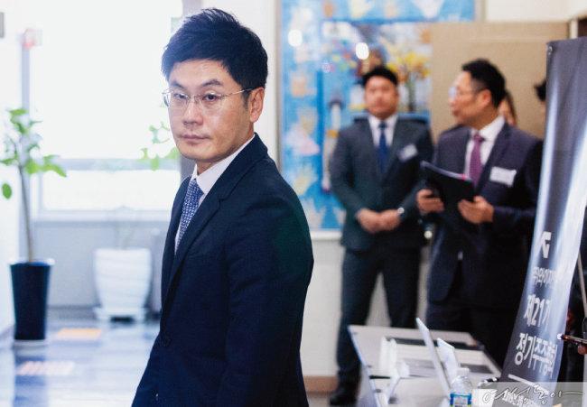 양현석 대표가 6월 14일 YG의 모든 직책에서 물러난 데 이어 YG의 경영 전반을 맡고 있던 동생 양민석 대표(사진)도 사임했다.