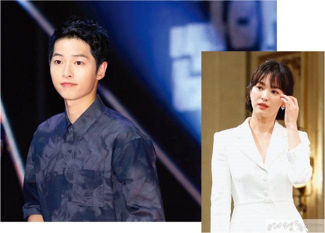 사랑이 끝난 후 송중기·송혜교