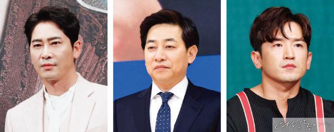 #강지환·김성준, 대중의 공분 산 성범죄 의혹