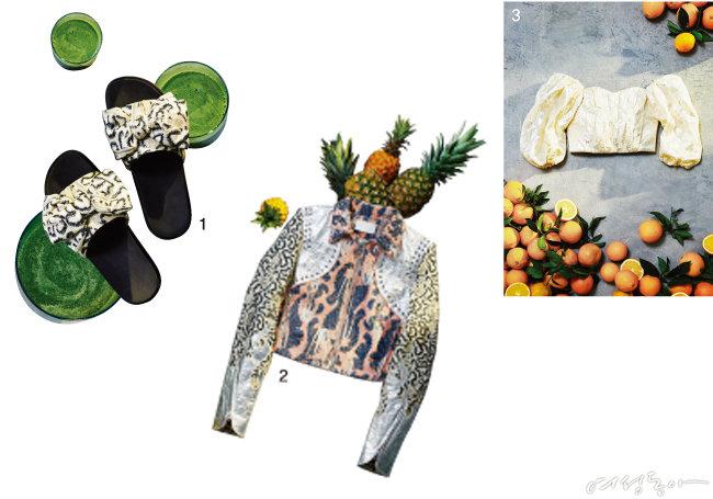 1 2 3 지속 가능한 소재로 만든 H&M의 컨셔스 익스클루시브 컬렉션.