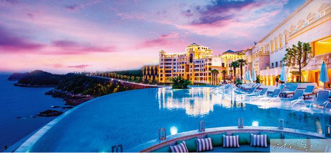 남도의 태양과 바다를 만나다 쏠비치 호텔&리조트 진도