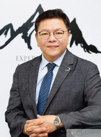 건강&웰니스 전문 기업 카야니 커크 핸슨 회장