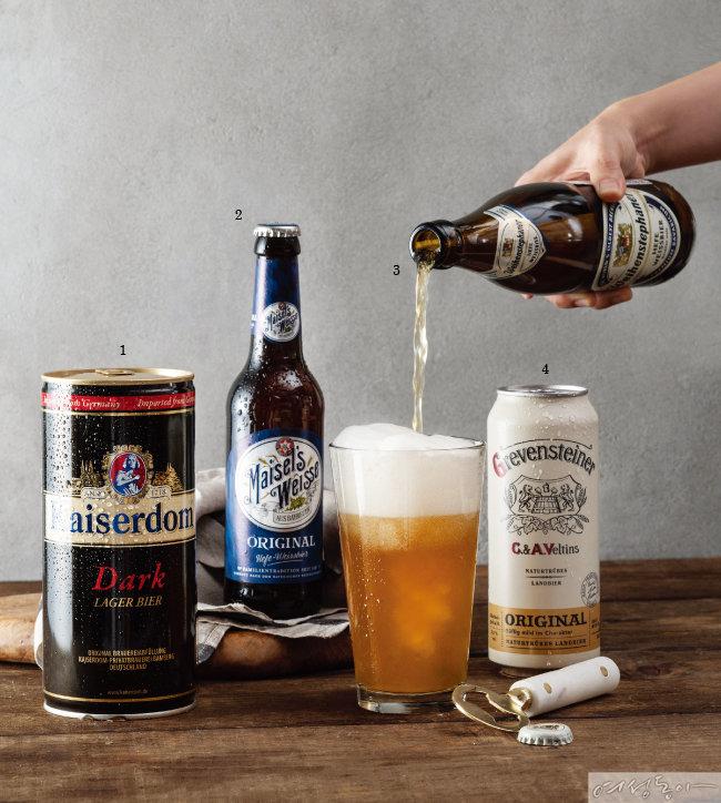 10월, 뮌헨에서 맥주를 마셔야 할 때