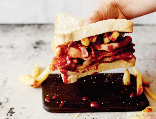 처음 만나는 무적의 샌드위치