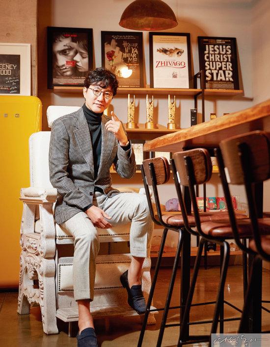 뮤지컬과 나, 신춘수 오디컴퍼니 대표