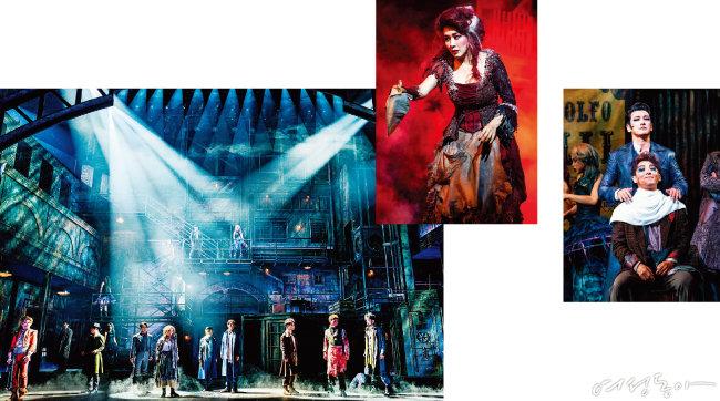 3년 만에 다시 관객을 맞이한 '스위니토드'는 사실감 넘치는 무대 연출과 조승우, 옥주현 등 정상급 뮤지컬 배우의 호연으로 화제가 되고 있다.