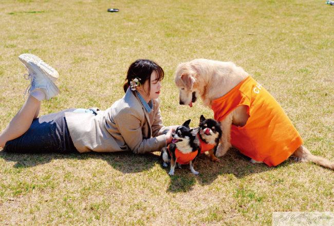 구혜선은 최근 반려동물에 대한 깊은 애정을 담은 책 '나는 너의 반려동물'을 펴냈다.